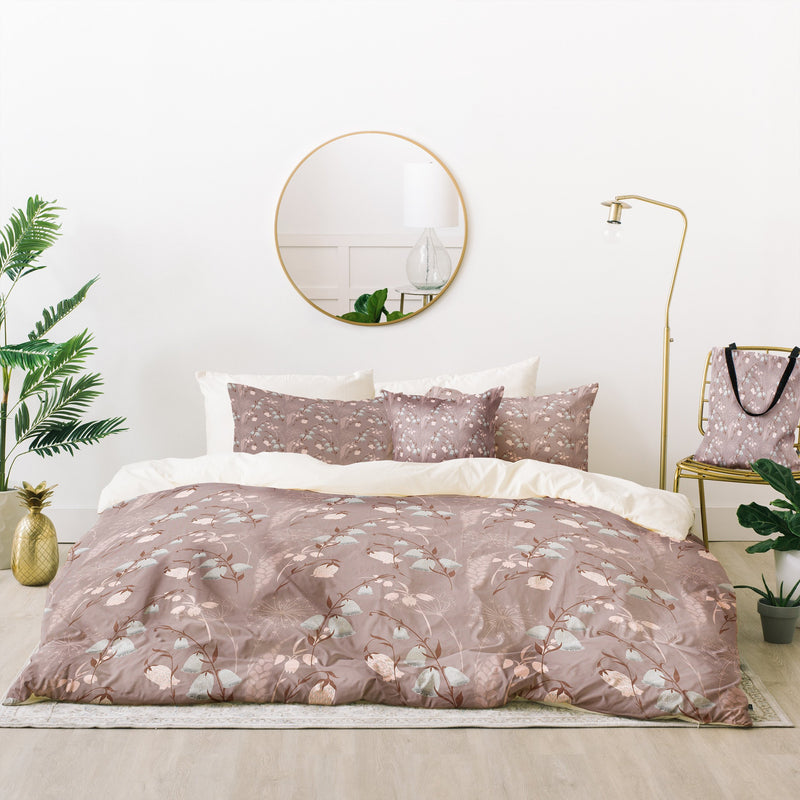 Iveta Abolina Charlotte Fields V Bed In A Bag Duvet Cover Set - theprintypeople