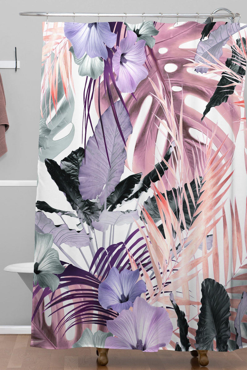 Iveta  Abolina Tropical Punch Shower Curtain - theprintypeople