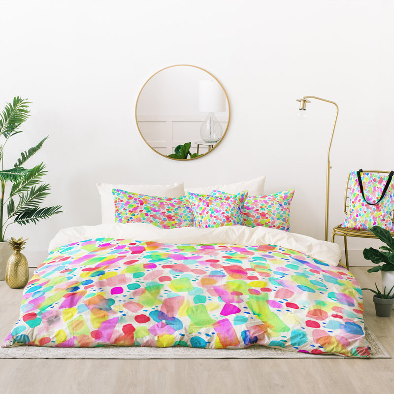 Jacqueline Maldonado Fun Bed In A Bag Duvet Cover Set - Bed In A Bag - theprintypeople