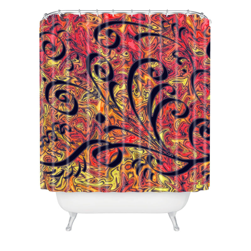 Lisa Argyropoulos Escape 1 Shower Curtain - the printy people