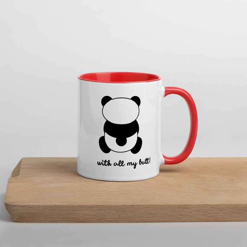 I Love You Bear Mug with Color Inside - theprintypeople