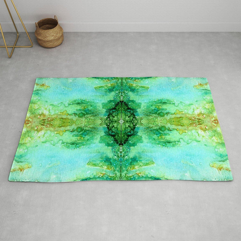 Rosie Brown Atlantis Area Rug - the printy people