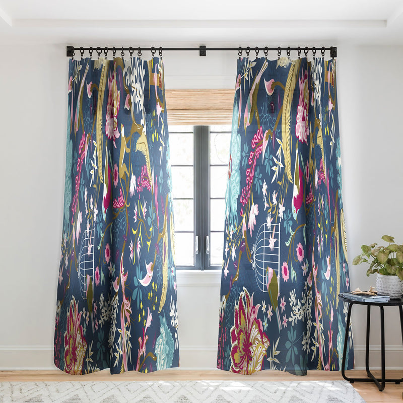 Sabine Reinhart Chinoiserie Sheer Non Repeat - theprintypeople