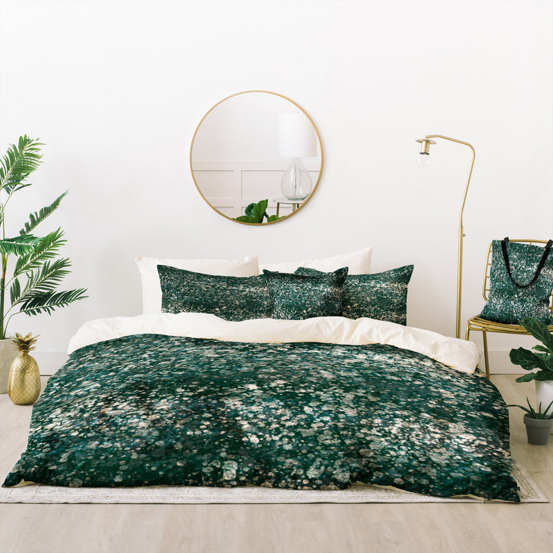 Zoe Wodarz Deep Dive Bed In A Bag Duvet Cover Set - Bed In A Bag - theprintypeople