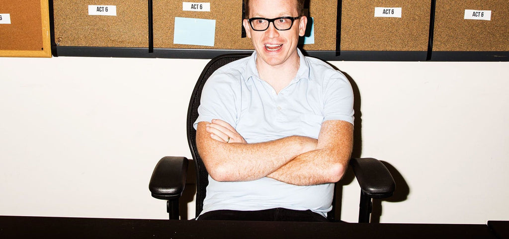 Thank you for calling! Chris Gethard's podcast and the fun of talking to strangers