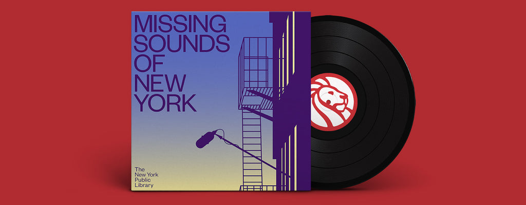 Missing Sounds of New York: New York Public Library brings the sounds of the city to your home