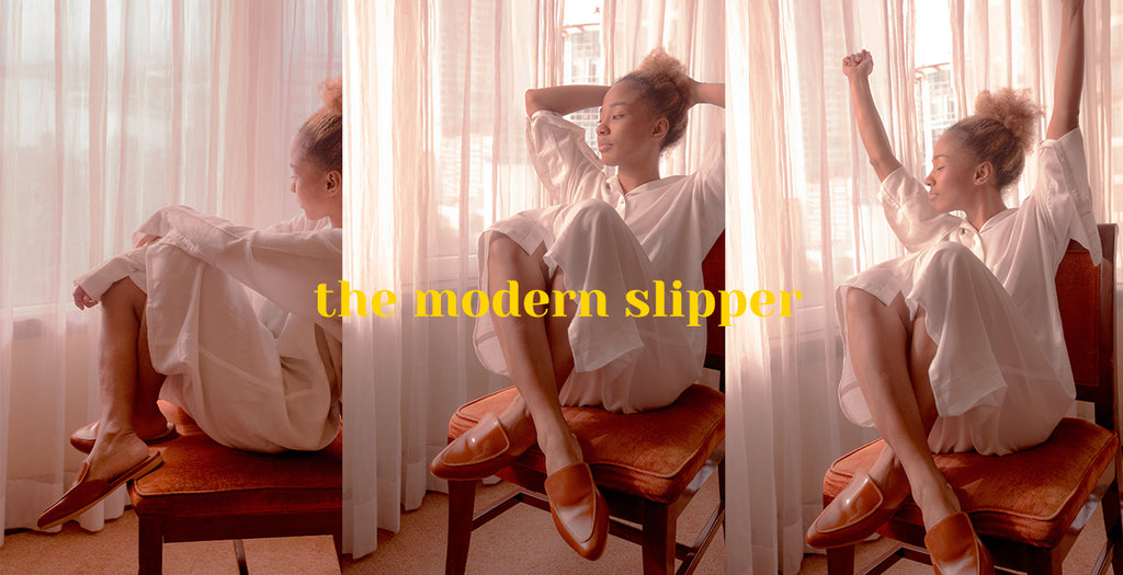 Andanté The Modern Slipper