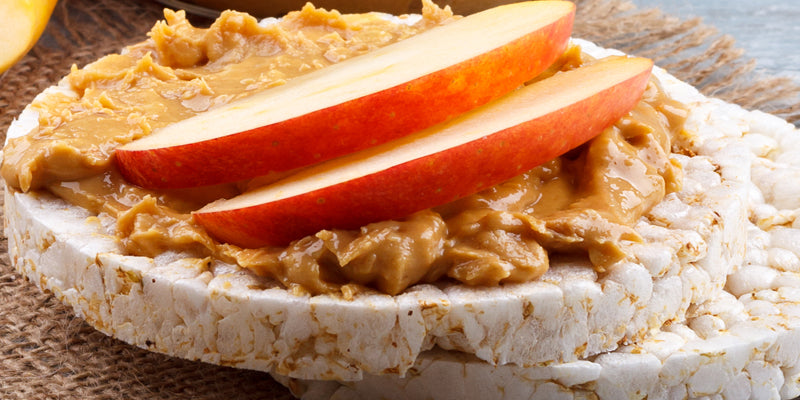 Peanut Butter and Apple Topping