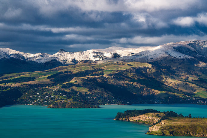 Diamond-Harbour-Lyttelton-Christchurch-New-Zealand-Snow-Mark-Hannah-Photography