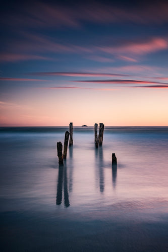 Dunedin-Fine-Art-St-Clair-Piles-Wharf-Beach-White-Island-Mark-Hannah-Photography