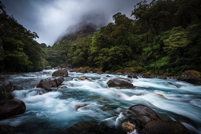 Hollyford-River-Moody-Milford-Sound-Fiordland-New-Zealand-Mark-Hannah-Photography