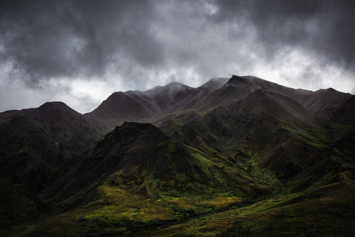 I'll-Be-Back-Denali-National-Park-USA-Mountains-Mark-Hannah-Photography