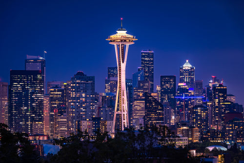 Seattle-Space-Needle-Nightscape-Cityscape-Kerry-Park-USA-Mark-Hannah-Photography