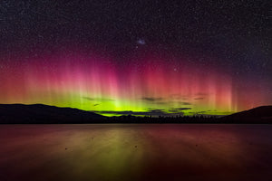 Aurora-Southern-Lights-Australis-Lake-Ruataniwha-New-Zealand-Mark-Hannah-Photography