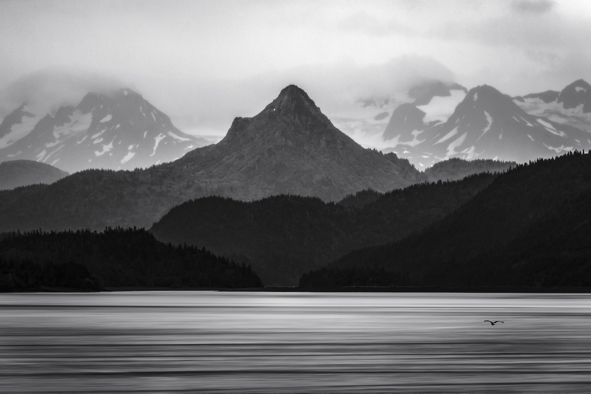 Black-and-White-Mountains-Homer-Alaska-USA-Mark-Hannah-Photography