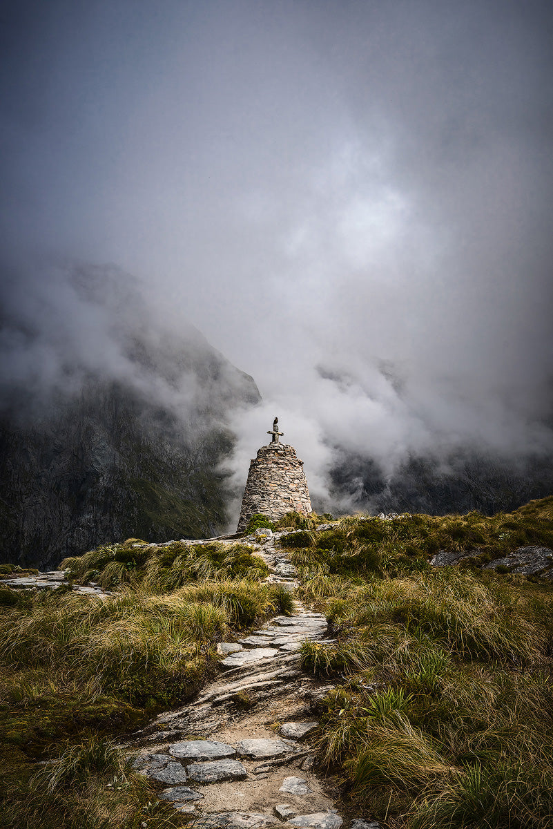 Mackinnon-Memorial-Milford-Track-Great-Walk-New-Zealand-Mark-Hannah-Photography