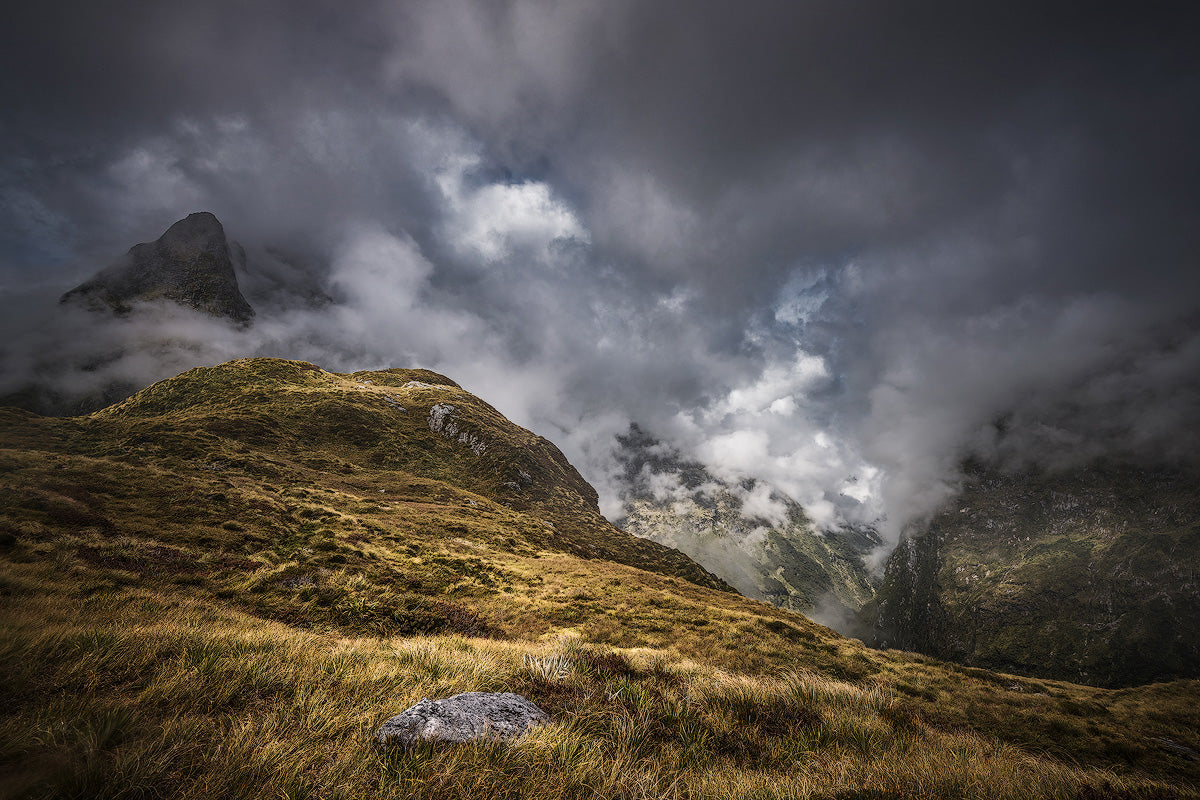 Mount-Balloon-Milford-Track-Great-Walk-New-Zealand-Mark-Hannah-Photography