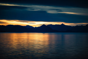 Alaska-Sunset-Inland-Passage-Ocean-Mountains-USA-Mark-Hannah-Photography