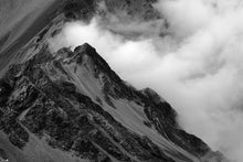 Black-and-White-Torlesse-Range-The-Gap-Canterbury-Mountains-Clouds-Mark-Hannah-Photography