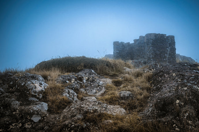 Witch-Hill-Foggy-Moody-Christchurch-New-Zealand-Mark-Hannah-Photography