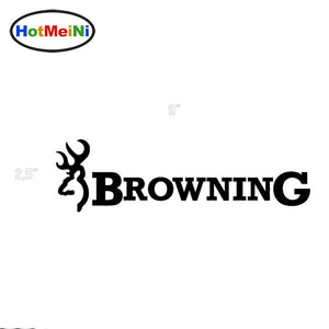 Browning Decal
