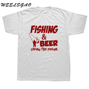 Fishing + Beer T Shirt