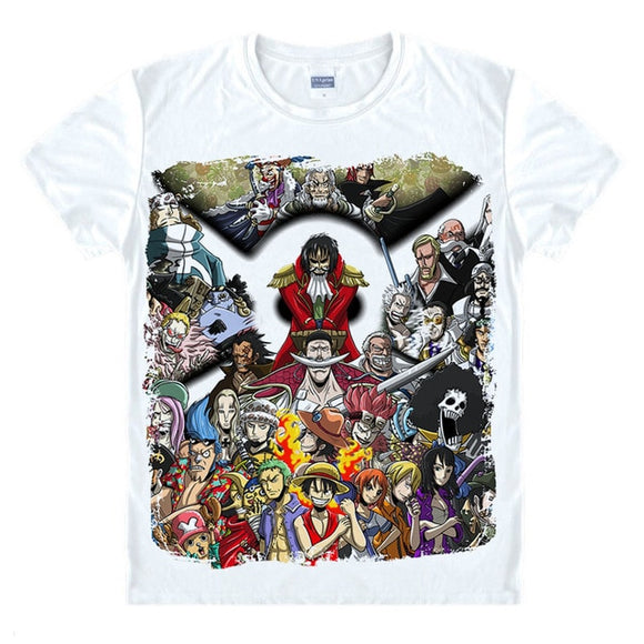 All One Piece T-Shirt