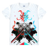 One Piece Twin Zoro T Shirt
