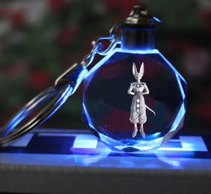 Beerus LED Key-Chain