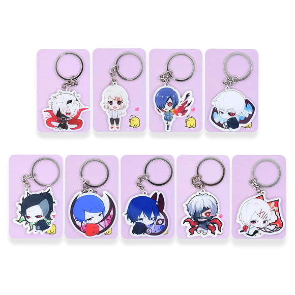 Tokyo Ghoul Re Keychains 9 Styles - BUY 1 GET 1 FREE!