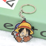 One Piece Key-Chains In 11 Styles - BUY 1 GET ANY 1 FREE!