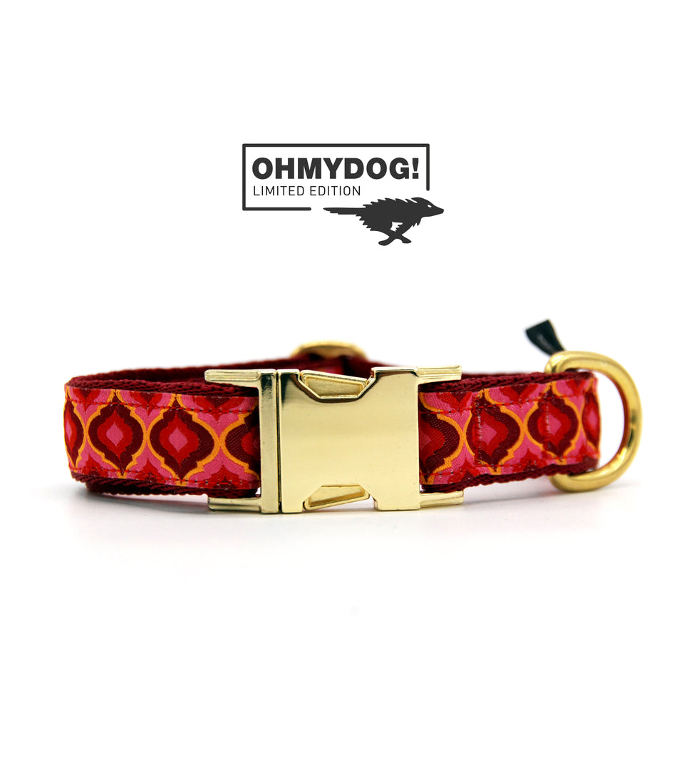 OhMyDog! Collare in jacquard