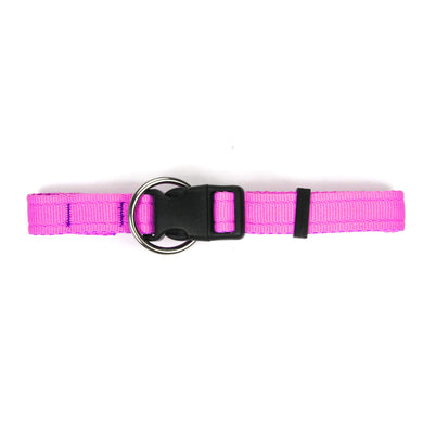 Collare per cani Fucsia in polipropilene cushion - Collari in polipropilene  - Connecto.dog
