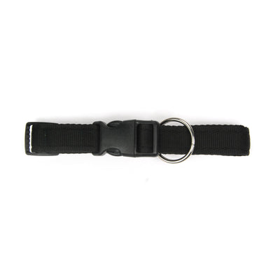 Collare per cani nero in polipropilene cushion - Collari in polipropilene  - Connecto.dog