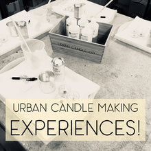 The Urban Candle Making Experience