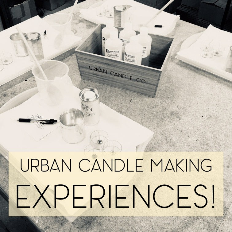 Candle Making Experience