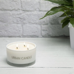 Black Pomegranate - Luxury Three Wick Candle