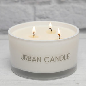 Bamboo & Grapefruit - Luxury Three Wick Candle