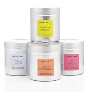 Bergamot & Ginger - Perfect Candle Tin