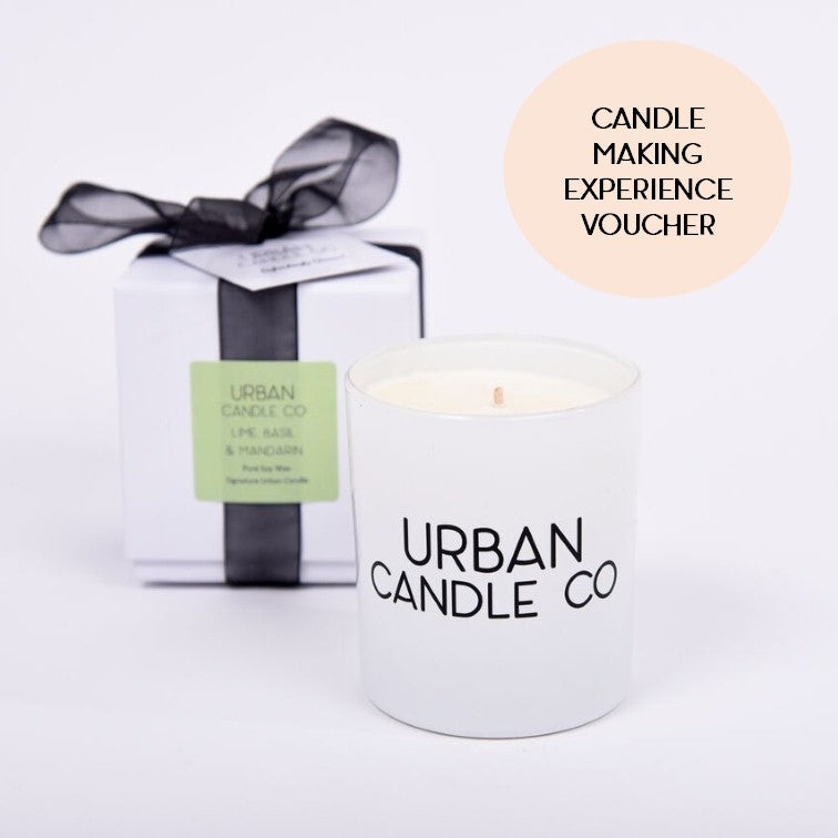Candle Making Experience Gift Card - 2019