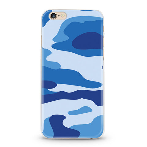 Camouflage - Blue - Handy-werk.at