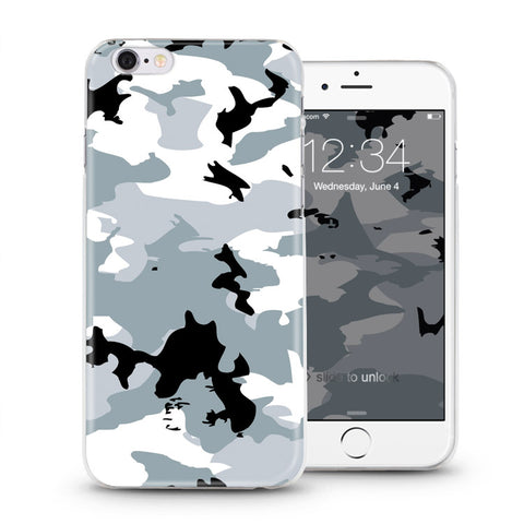 Camouflage White
