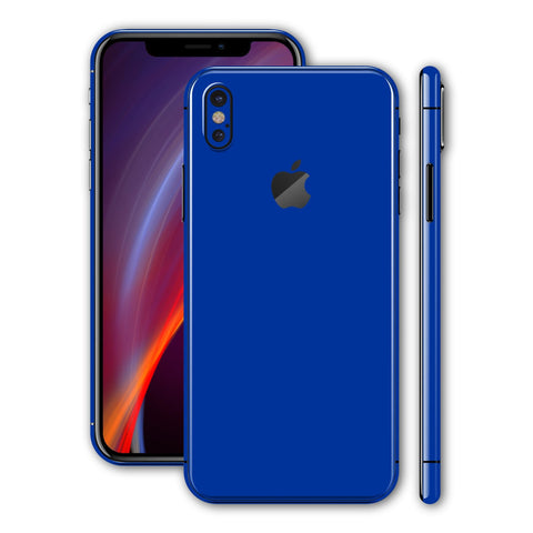 iPhone X - Captain Blue - Handy-werk.at