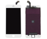 Apple iPhone 6 - Komplett Display LCD + Front Rahmen + Touchscreen WEISS - Handy-werk.at