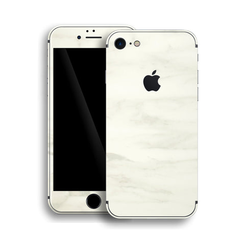 iPhone 8 - White Marble - Handy-werk.at