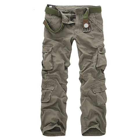 Military Sports Hiking Trousers