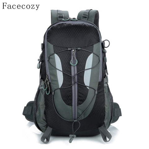 30L Capacity Camping Backpack
