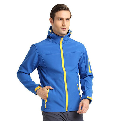 Softshell Jacket Quick Dry Breathable Coat