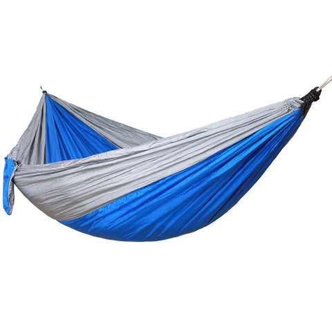 2 People Hiking Camping Hammock Tent