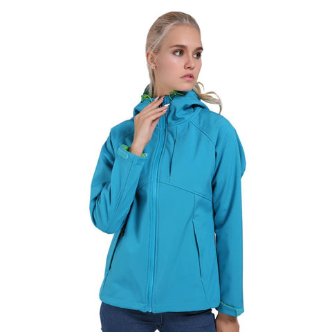 Waterproof Camping Trekking Outdoor Fleece Jackets